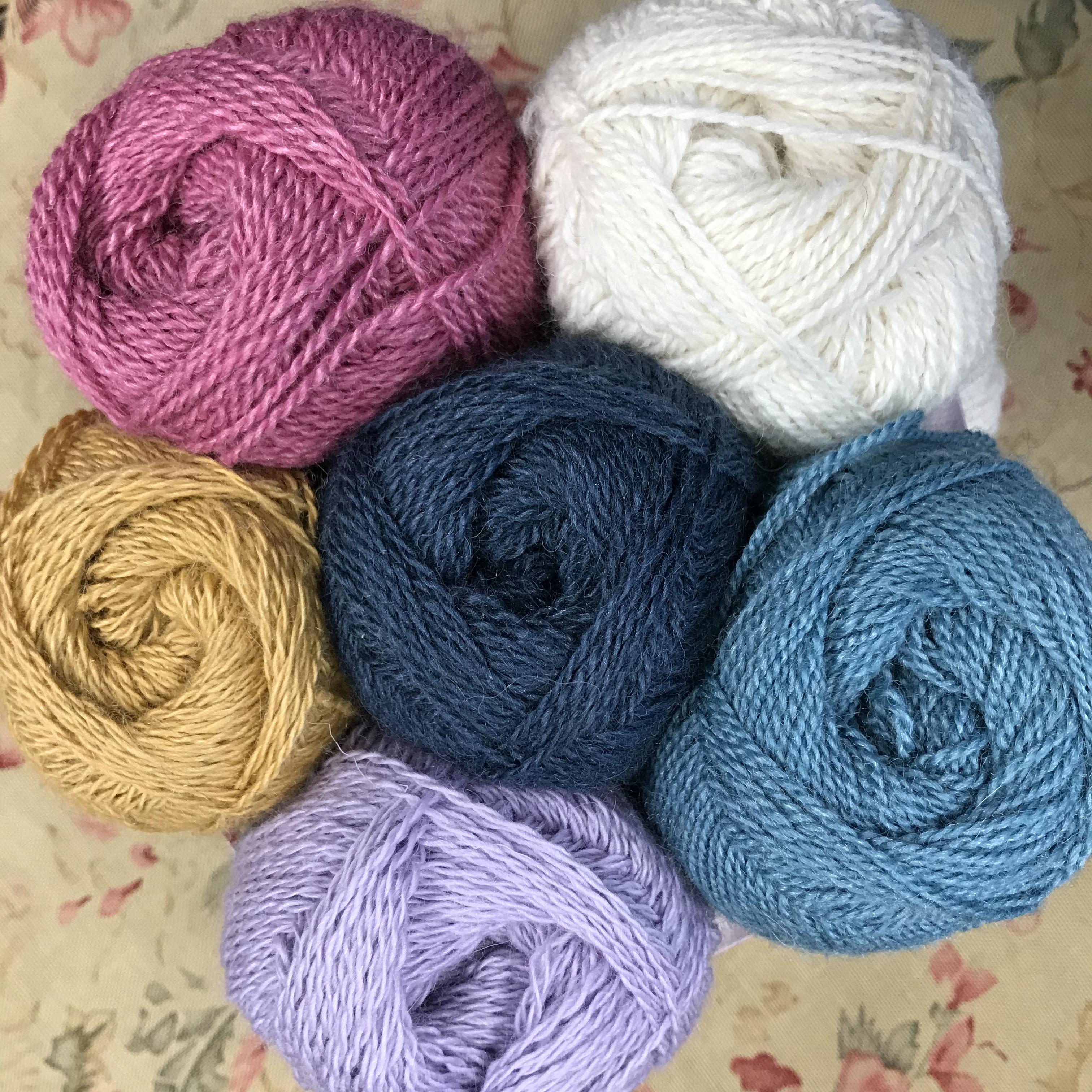 Alpaca Silk 4ply