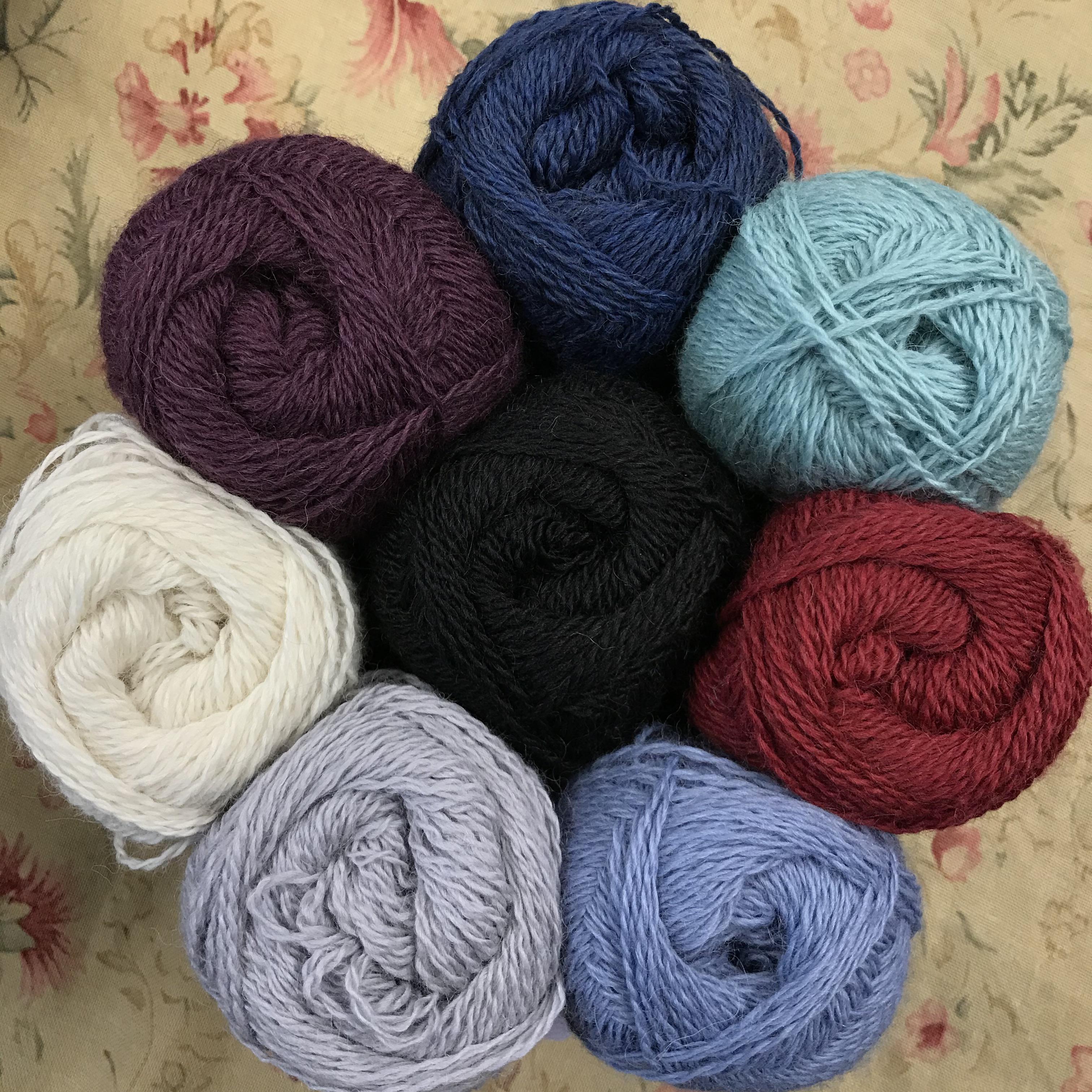 Alpaca wool 4ply