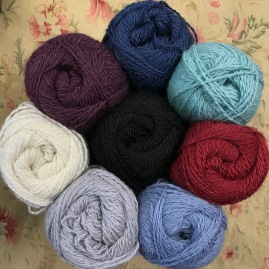 Alpaca wool 4ply
